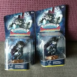 Brand new Skylander superchargers nightfall figur